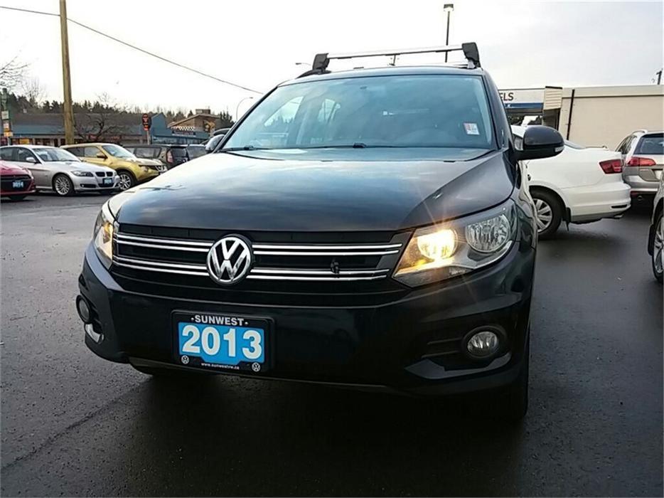 2013 Volkswagen Tiguan 2 0 Outside Victoria Victoria