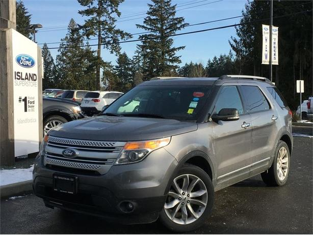 2012 Ford Explorer XLT, Seats 7, Heated Seats, Navigation