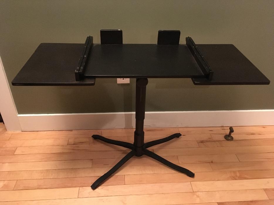 Espresso Portable Computer Table Desk Saanich Victoria