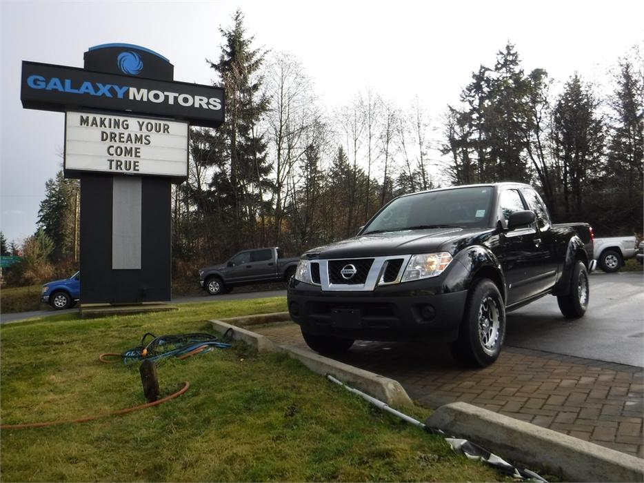 2013 Nissan Frontier S King Cab 2 5l 4 Cyl Regular Box
