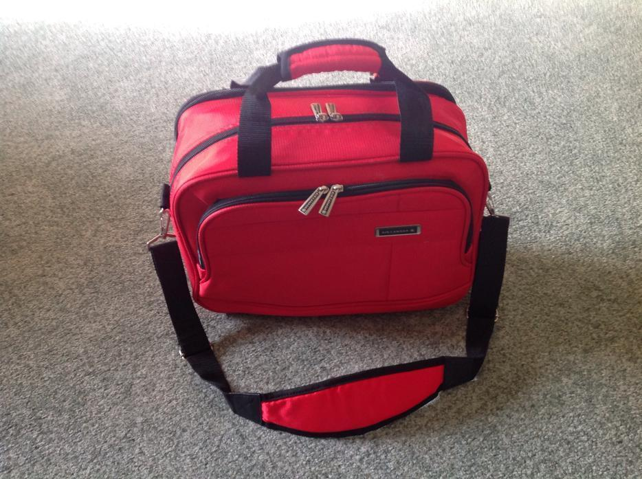 Air canada carry on size