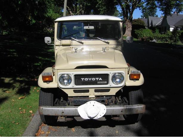 WANTED-WTB-WANTED TO BUY: 1983 or 1984 original Canadian BJ42 Land Cruiser