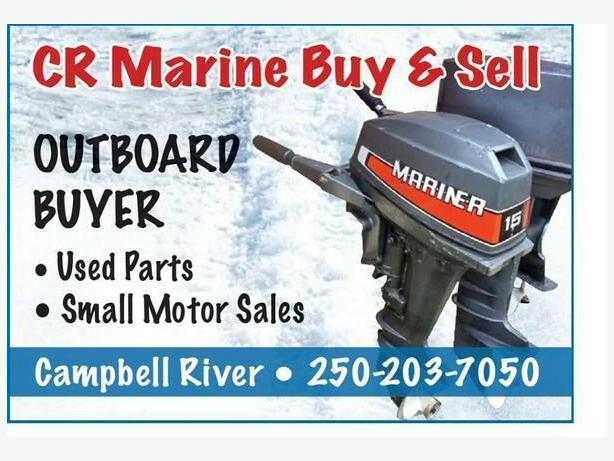 BUYING ALL OUTBOARDS  dead or alive