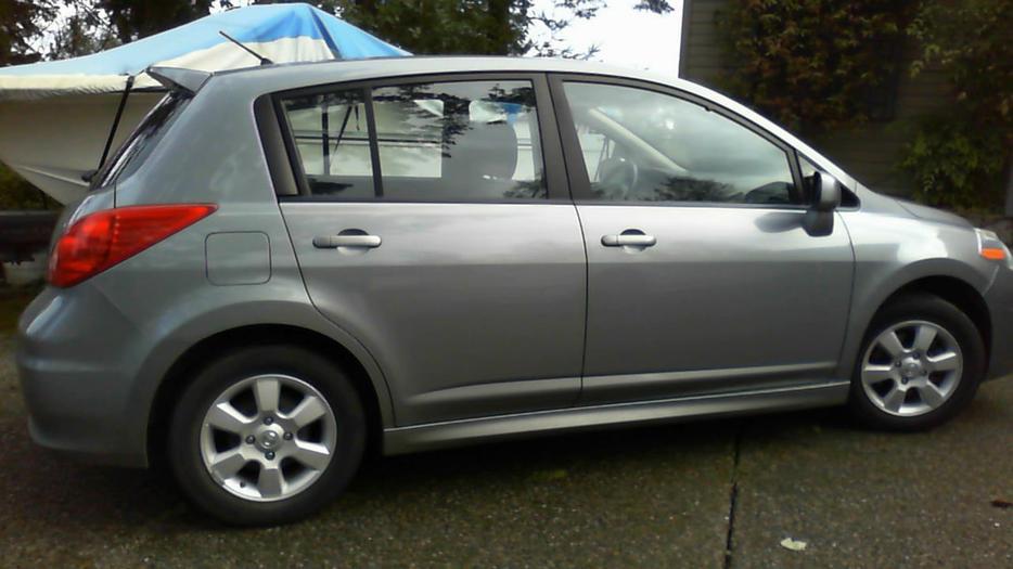 116 K 2007 Nissan Versa Sl Hatchback Saanich Victoria