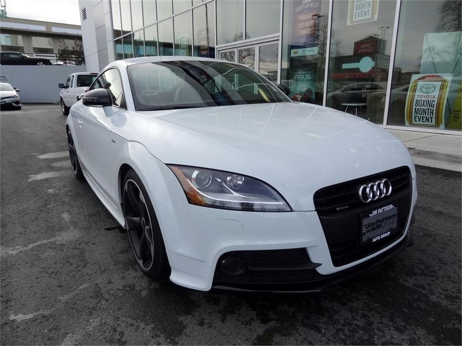 2013 Audi Tt 2 0t Premium S Tronic Local B C Outside