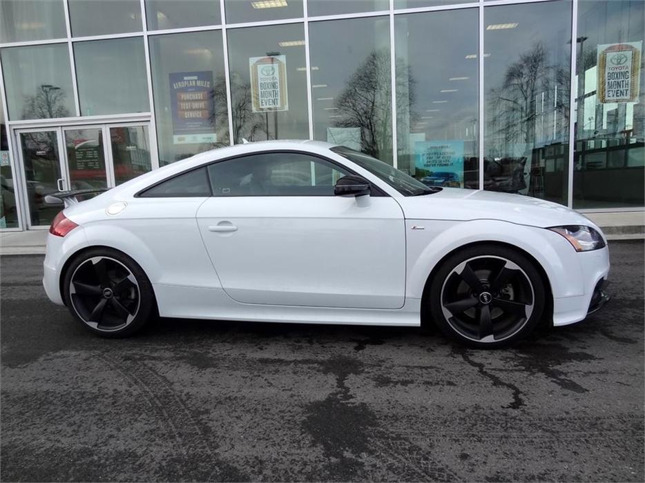 2013 Audi Tt 2 0t Premium S Tronic Local B C Outside