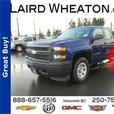 2014 Chevrolet Silverado 1500 Work Truck 4x4 w/ Trailering Package