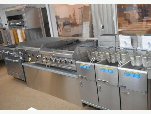 RESTAURANT COOLERS, FREEZERS, PREP TABLE, MERCHANDISERS