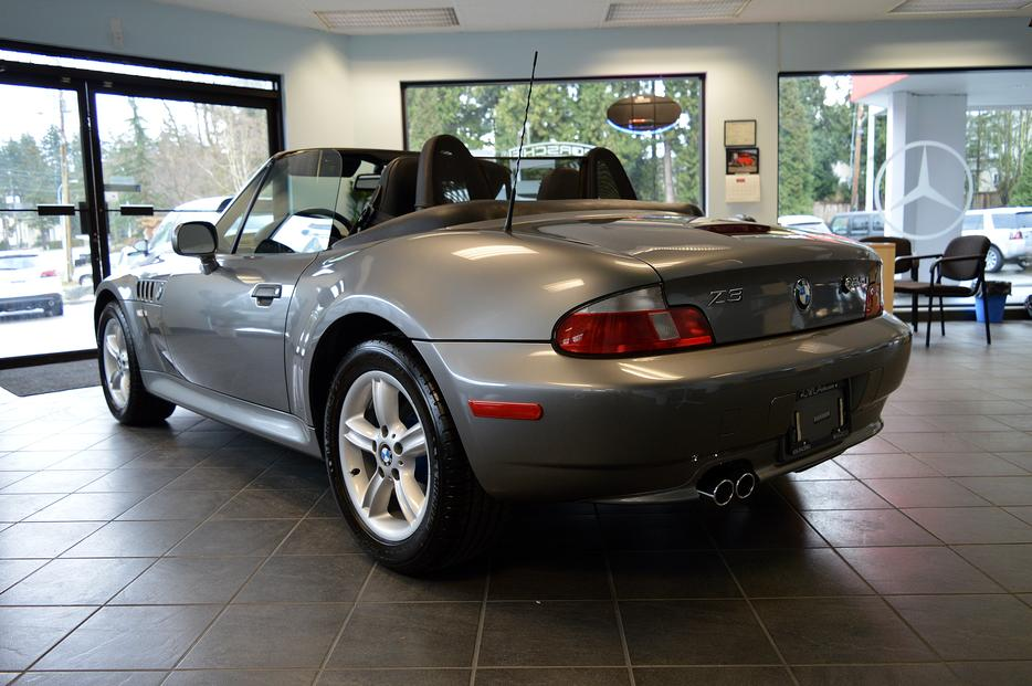 2001 Bmw Z3 2 5i Only 62 774 Km S Manual Outside Victoria Victoria Mobile