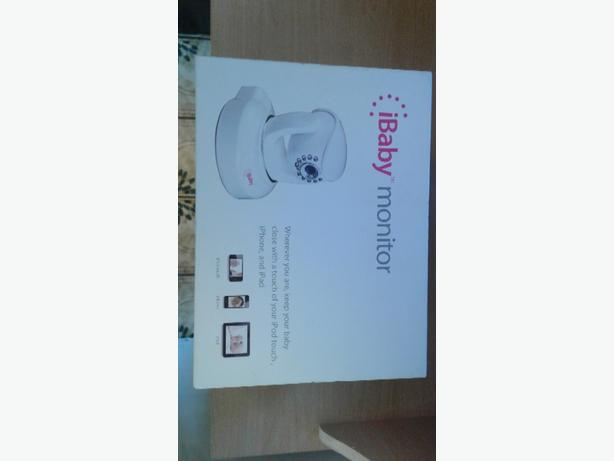 baby monitor works with ipad iphone victoria city victoria. Black Bedroom Furniture Sets. Home Design Ideas