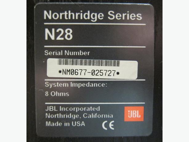 jbl n28 northridge series 8 quot  speakers   made in u s a   orleans  ottawa mobile philips cd 155 manuel manual telefone philips cd 155