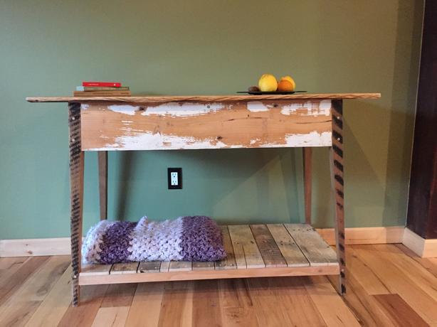Reclaimed Wood Furniture Chilliwack