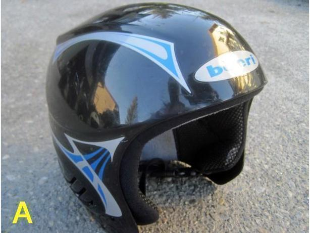 Helmet ~ Full Shell Design ~ youth size medium 54cm