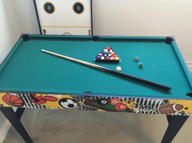 FREE Free Mdsports Kids Game Tablepool Tableair Hockey Table - Md pool table