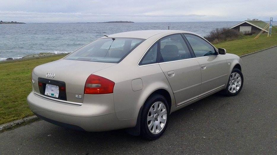 1999 Audi A6 Quattro Awd 171k Victoria City Victoria