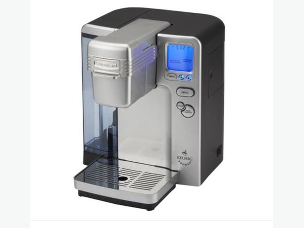 Keurig Coffee Maker Hot Water Dispenser : Cuisinart Keurig Coffee Maker Victoria City, Victoria