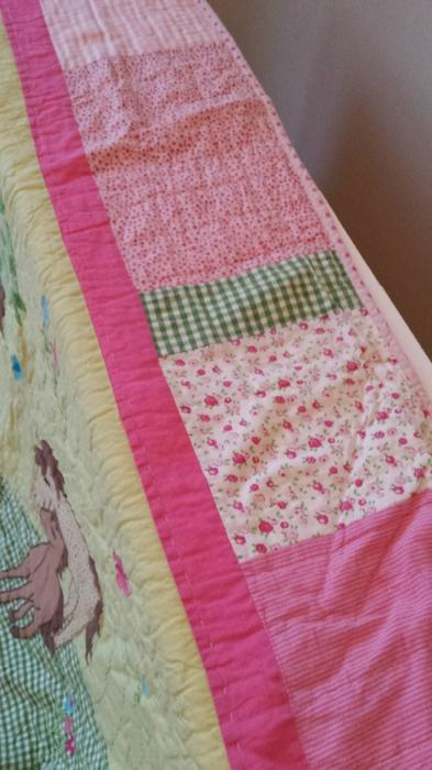 Reduced 75 Horse Quilt West Shore Langford Colwood