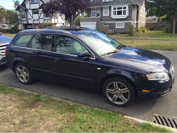 2006 audi wagon a4 quattro 3 2 litre victoria city victoria mobile. Black Bedroom Furniture Sets. Home Design Ideas
