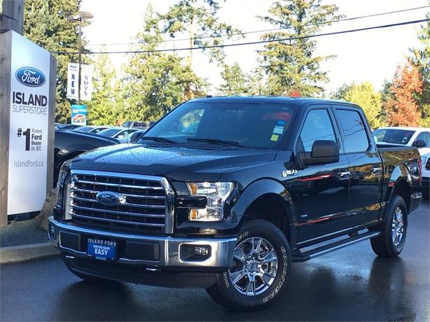 2016 Ford F-150 XLT XTR Ecoboost SuperCrew