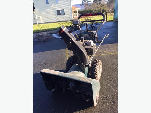 craftsman snowblower 22 inch electric start manual