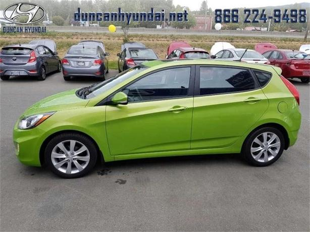 2013 Hyundai Accent GLS  - Low Mileage