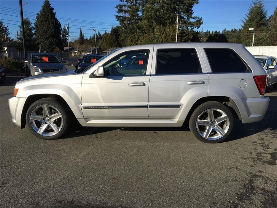 2007 jeep grand cherokee srt8 outside metro vancouver vancouver mobile. Black Bedroom Furniture Sets. Home Design Ideas