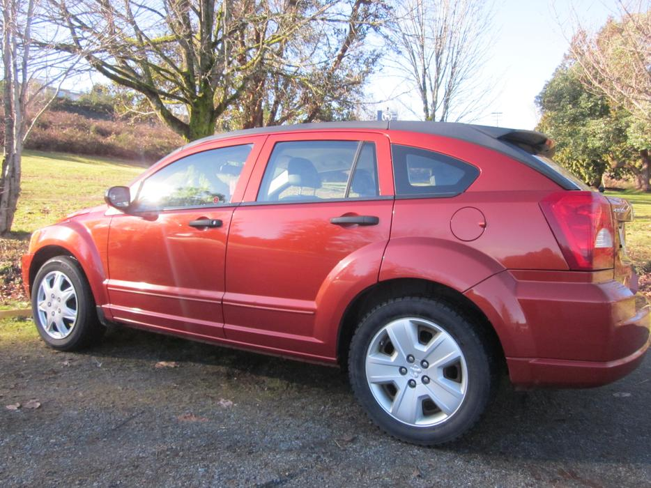 2007 dodge caliber low km cedar nanaimo mobile. Black Bedroom Furniture Sets. Home Design Ideas