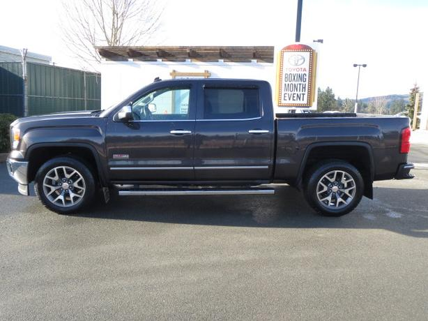 2014 gmc sierra 1500 crew sle all terrain sale price outside comox valley courtenay comox. Black Bedroom Furniture Sets. Home Design Ideas