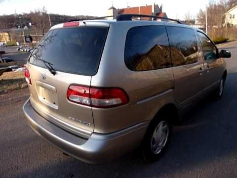 Salmon Arm Toyota >> 2000 toyoya sienna fully loaded xle minivan - awesome shape! Central Saanich, Victoria