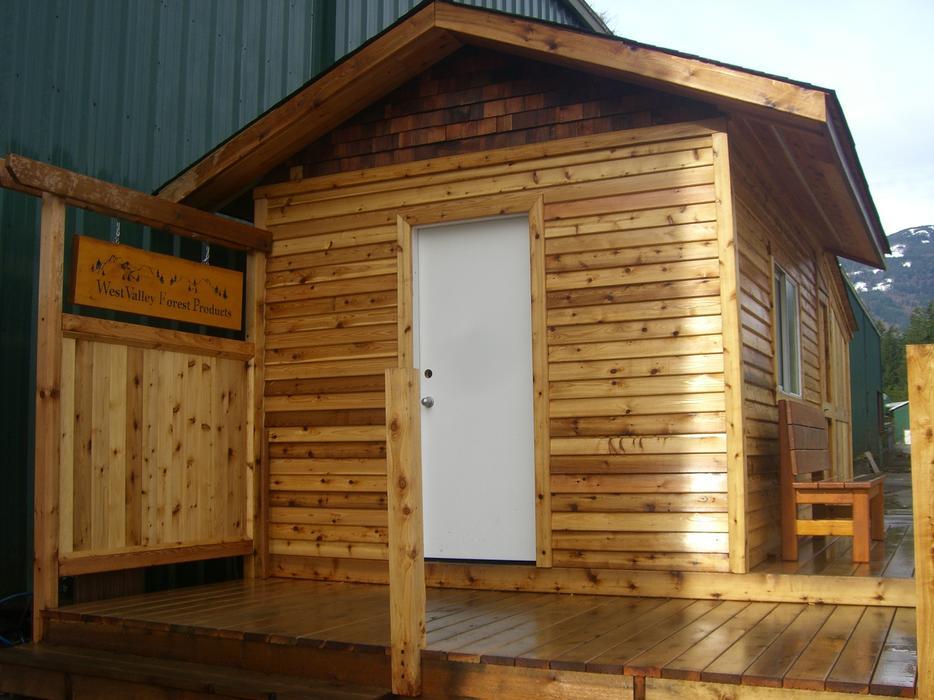 1x6 Cedar Tight Knot Bevelled Siding South Nanaimo