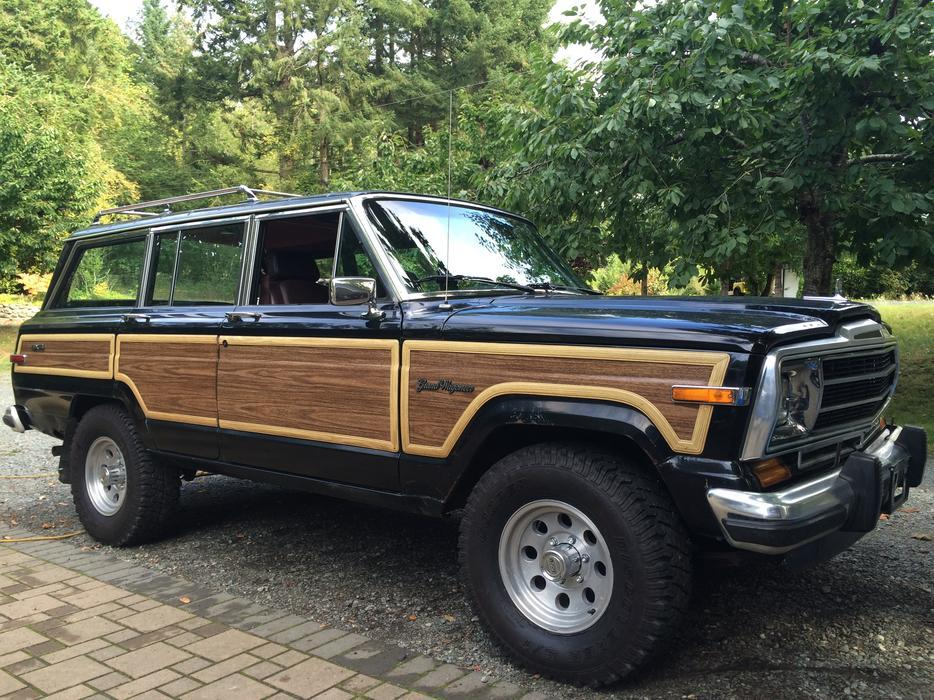 Wanted Jeep Grand Wagoneer Wagoneer Limited West Shore