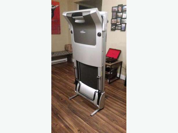 tempo fitness evolve compact treadmill manual