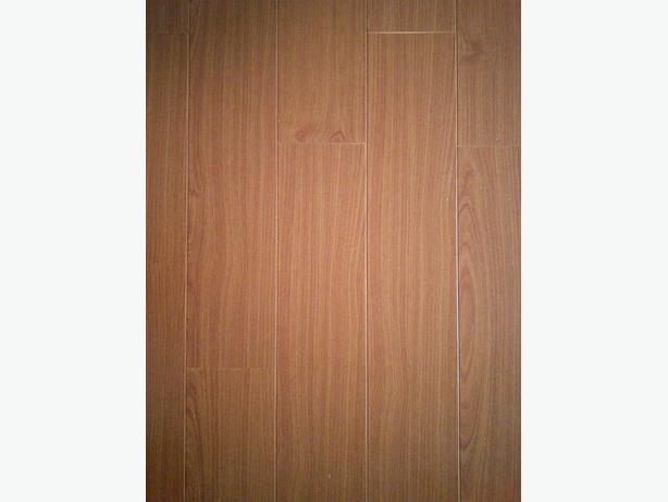Laminate flooring cobble hill cowichan for Interlocking laminate flooring