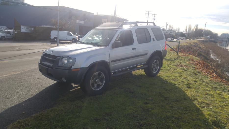2002 Nissan Xterra 3 3 V6 Supercharged Richmond Vancouver