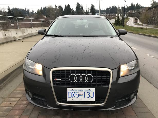 2007 audi a3 s line quattro 3 2 only 135k west shore langford colwood metchosin highlands. Black Bedroom Furniture Sets. Home Design Ideas