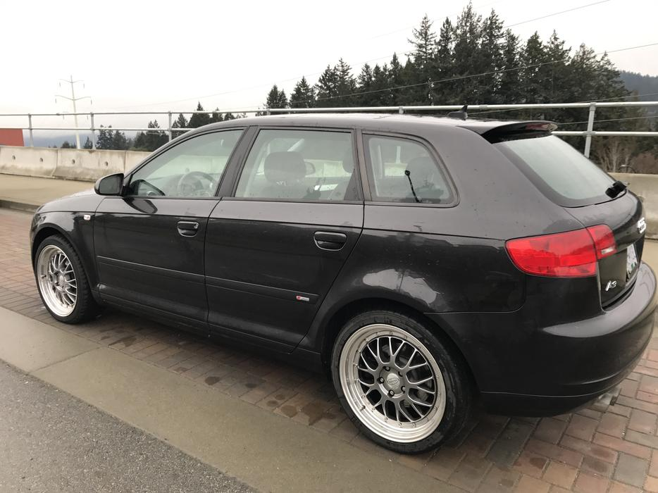 2007 Audi A3 S Line Quattro 3 2 Only 135k West Shore