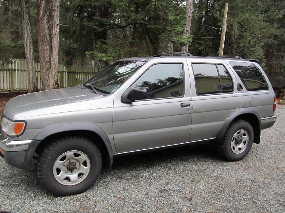 1998 Nissan Pathfinder South Nanaimo Nanaimo