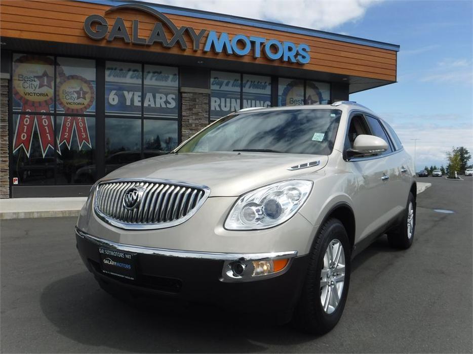 Moncton Buick Enclave >> 2008 Buick Enclave CX - Leather, AWD, Paddle Shifters ...