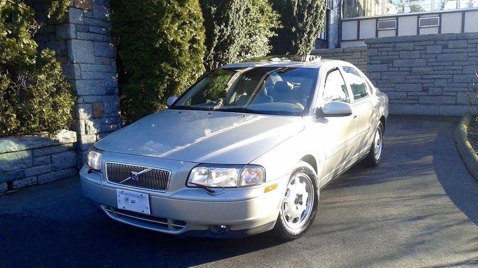 2003 Volvo S80 Well Maintained Runs Well Victoria City