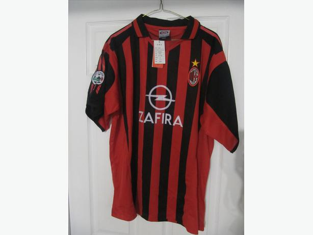AC Milan 2005/06 Jersey.  Stitched. New with tags. Adult XXL