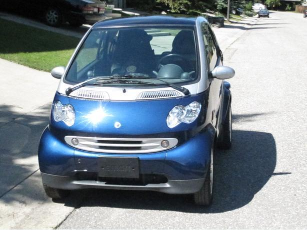 how to jump 2005 smart car diesel
