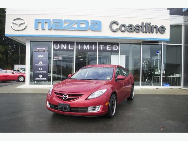 2011 Mazda MAZDA6 i BLUETOOTH