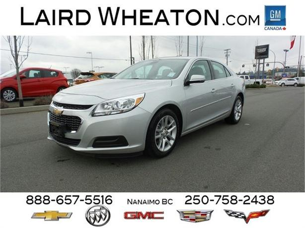 2016 Chevrolet Malibu Limited LT w/  Sun and Convenience Package