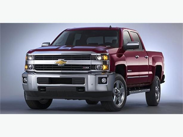 Chevrolet Silverado 2500hd Gatineau >> 2015 Chevrolet Silverado 2500HD LT 4x4 w/ Trailering Package and WiFi Hotspot Outside Comox ...