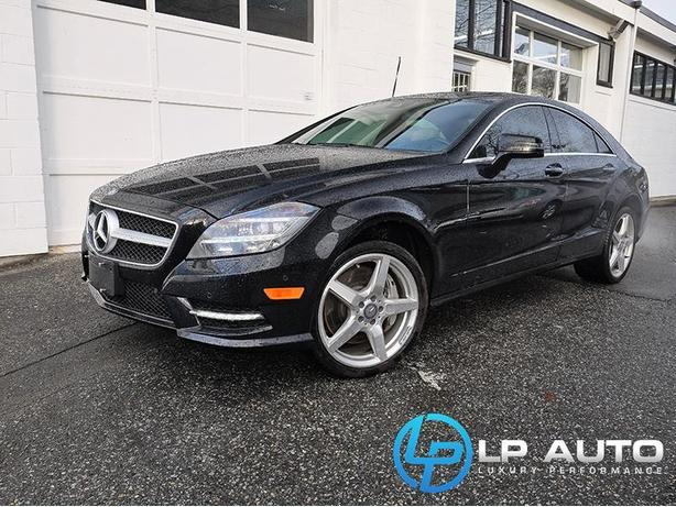 2014 Mercedes Benz CLS550 4matic AWD Sedan