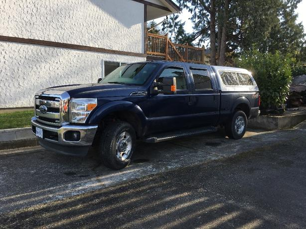 2012 ford f 250 xlt north saanich sidney victoria. Black Bedroom Furniture Sets. Home Design Ideas