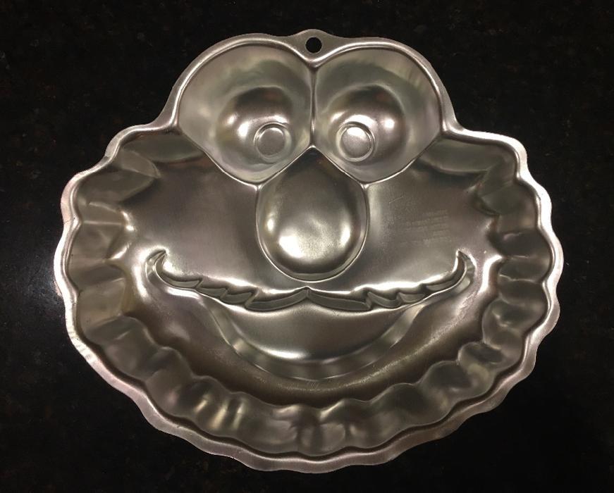 Wilton Moose Cake Pan