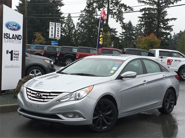 2011 Hyundai Sonata Limited, Heated Seats