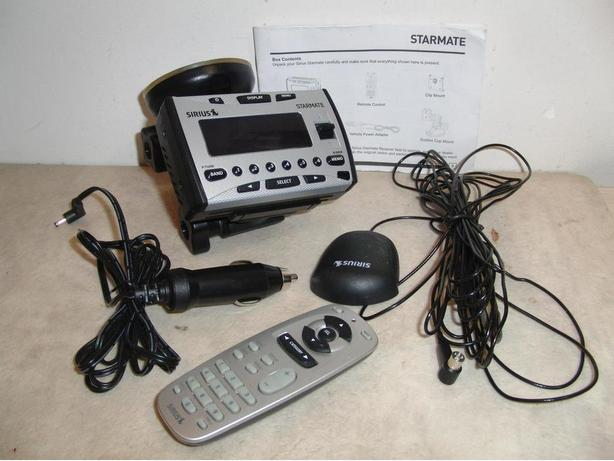 Sat Radio Car Unit