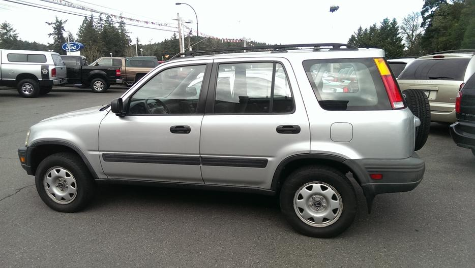 2000 honda crv 4cyl awd 5spd manual west shore langford colwood metchosin highlands victoria